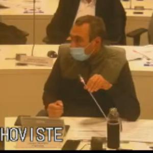 Conseil métropolitain du 20 novembre 2020 : intervention de Laurent Thoviste sur le Plan Climat Air Energie