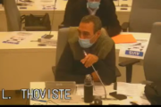 Conseil métropolitain du 20 novembre 2020 : intervention de Laurent Thoviste sur le dispositif de résorption des points noirs du bruit