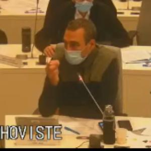 Conseil métropolitain du 20 novembre 2020 : intervention de Laurent Thoviste sur la prévention des déchets
