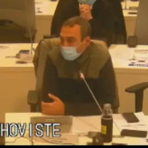 Conseil métropolitain du 20 novembre 2020 : intervention de Laurent Thoviste sur l'encadrement des loyers