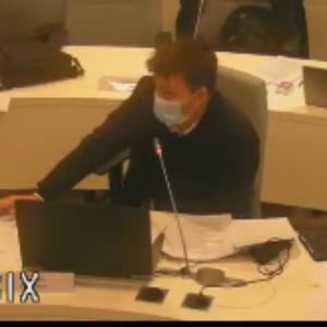 Conseil métropolitain du 20 novembre 2020 : intervention d'Olivier Six sur le Plan Climat Air Energie