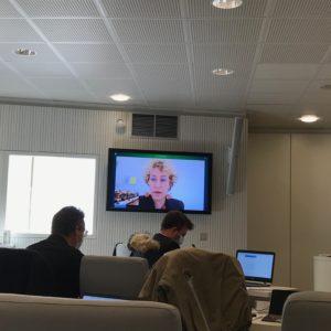 Conseil métropolitain du 29/01/21 - Intervention d'Emilie Chalas sur le lancement d'une convention citoyenne métropolitaine pour le climat