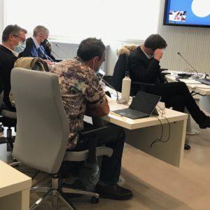 Conseil métropolitain du 29/01/2021- Intervention de Laurent Thoviste sur le rapport d'orientations budgétaires