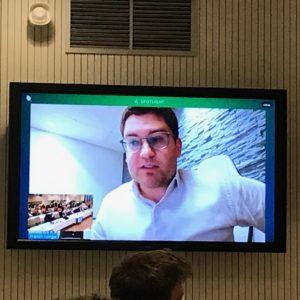 Intervention de Franck Longo sur l'approbation des comptes administratifs et comptes de gestion2020 du budget principal et des budgets annexes