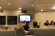 Vidéo de la présentation par Emilie Chalas du vœu sur la laïcité proposé par le groupe MTPS - Conseil métropolitain du 29/01/21