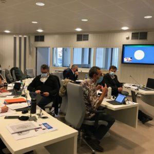 Vidéo de l'intervention de Laurent Thoviste sur le rapport d'orientations budgétaires - Conseil métropolitain du 29/01/21