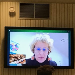 Vidéo de l'intervention d'Emilie Chalas sur le vœu sur l'impact de la crise sanitaire déposé par UMA