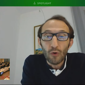 Vidéo de l'intervention de Christophe Revil sur les fonds de concours