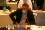 Vidéo de l'intervention de Laurent Thoviste lors de l'approbation du budget primitif de Grenoble Alpes Métropole 12 mars 2021