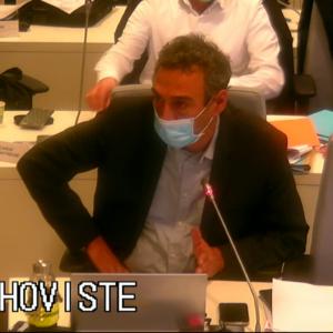 Intervention de Laurent Thoviste lors de l'approbation du budget primitif de Grenoble Alpes Métropole