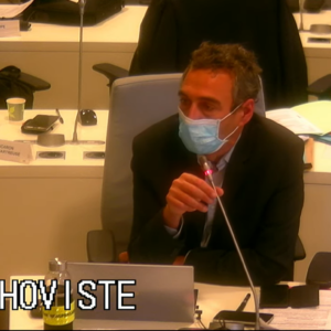 Vidéo de l'intervention de Laurent Thoviste sur GRANDALPE et le secteur opérationnel de Grand'Place lors du conseil métropolitain du 12 mars 2021