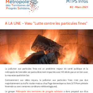 MTPS Infos #2 - Mars 2021