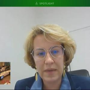 Vidéo de la présentation par Emilie Chalas du vœu sur les particules fines proposé par le groupe MTPS au conseil métropolitain du 12 mars 2021