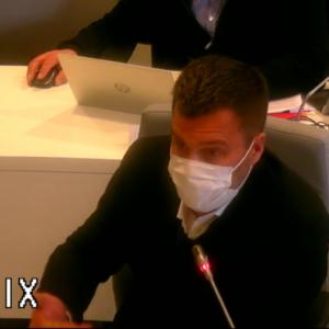 Vidéo de l'intervention d'Olivier Six sur la taxe de séjour 2020