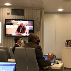 Vidéo de l'intervention de Laurent Thoviste sur le programme d'actions sécurité et prévention de la délinquance 2021