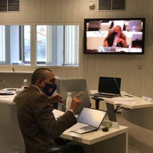 Intervention de Laurent Thoviste sur l'approbation du lancement de la démarche de travail pour le rapprochement entre Actis et Grenoble Habitat