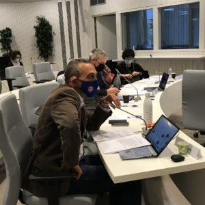 Vidéo de l'intervention de Laurent Thoviste sur l'approbation du lancement de la démarche de travail pour le rapprochement entre Actis et Grenoble Habitat