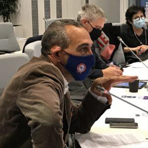 Intervention de Laurent Thoviste sur Ligne ferroviaire des Alpes : convention de financement des travaux pour la première phase de régénération de la section entre Vif et Lus-la-Croix-Haute
